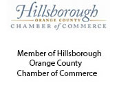 member of hillsborough orange county chamber of commerce